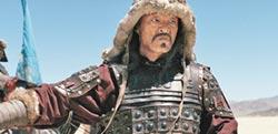 成吉思汗登月 征服宇宙一場空