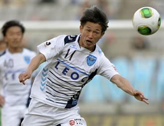 49歲還進球 日老國腳三浦知良創職足紀錄