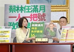 新政府滿月 國民黨批各唱各的調
