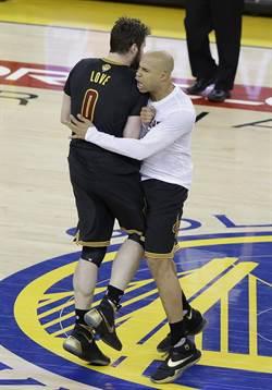 NBA》最棒離開方式 傑佛生宣布退役