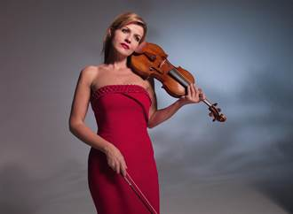 美艷加美技 小提琴女神慕特歡慶登台40周年