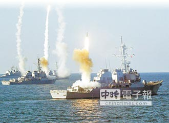 國艦國造 海軍公布12案 新主力艦 神盾汰換紀德