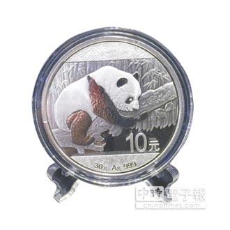 郵局開賣2016熊貓銀幣具增值力