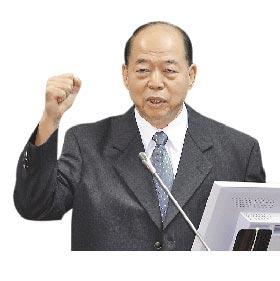 國安局長楊國強。(本報系資料照片)