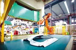 滿足航太加工需求 協易伺服沖床 效率高