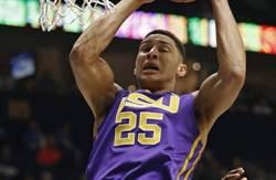 NBA》狀元郎敲定 七六人將選西蒙斯