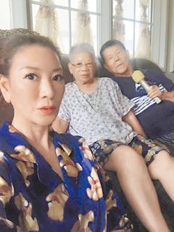 旺旺孝親獎》「讓父母做想做的事」 楊繡惠陪阿西吃喝玩樂
