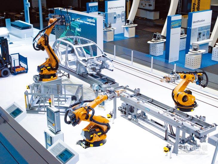 工業界競爭新藍海:商業模式、智慧服務創新
