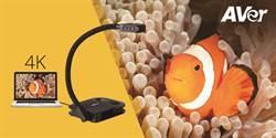 圓展推出4K USB 實物攝影機AVer U70