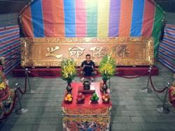 新營太子宮建醮 中西區普濟殿將贈1500公斤大匾