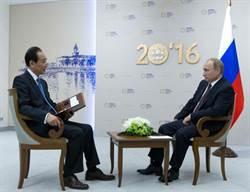 普丁: 中俄關係密切前所未有