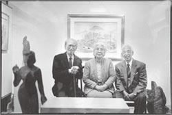 潘小俠用影像書寫美術100年