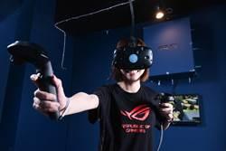 全台首家VR主題娛樂館 明天開張