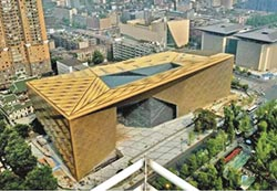 成都博物館新館 收藏20萬件文物