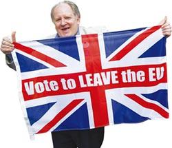 英國脫歐 全球傻眼 2兆美元飛了