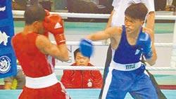 賴主恩鐵拳揚威 奧運門票到手