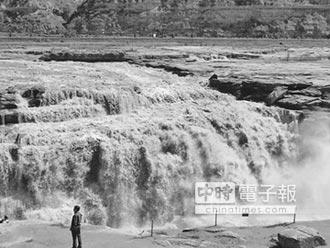 台灣人看大陸-走一回壺口瀑布 領略雄偉黃河