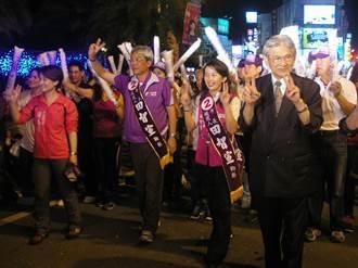 花蓮市長補選 田智宣遺孀張美慧確定披戰袍