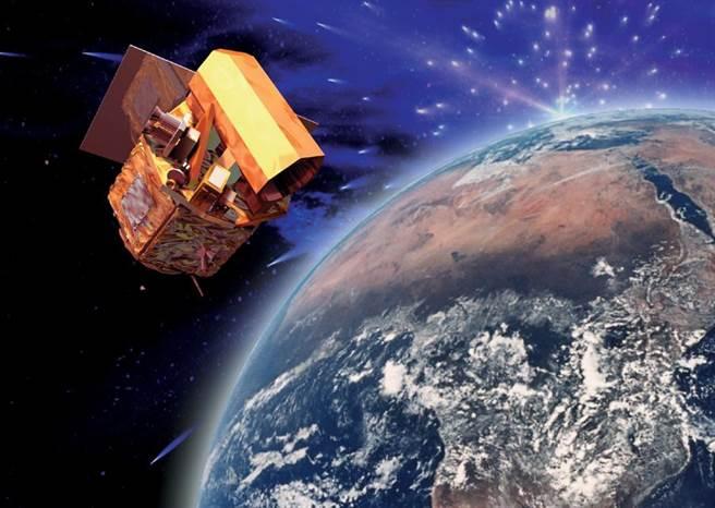 負責台灣國土遙測與科學監測的福衛二號21日傳出反應輪故障,喪失拍照功能。國家實驗研究院證實,目前停止一切衛星任務進行查修。(圖/國研院太空中心提供)