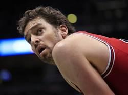 NBA》公牛蓋索跳脫合約 成自由球員