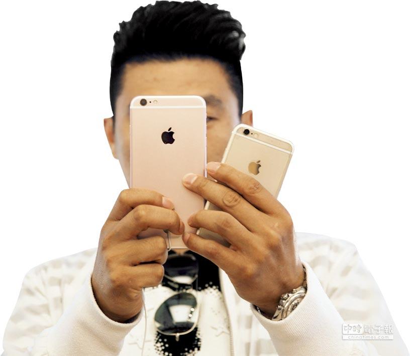 玉晶光卡位蘋果供應鏈,傳已開始出貨i7鏡頭。圖/路透