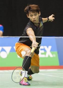 台北羽球公開賽 林佑賢晉級男單32強