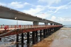 金門大橋解約逐離承商 國工局接管工地