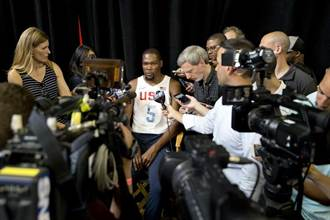 NBA》伊巴卡被換走 杜蘭特:這是好交易