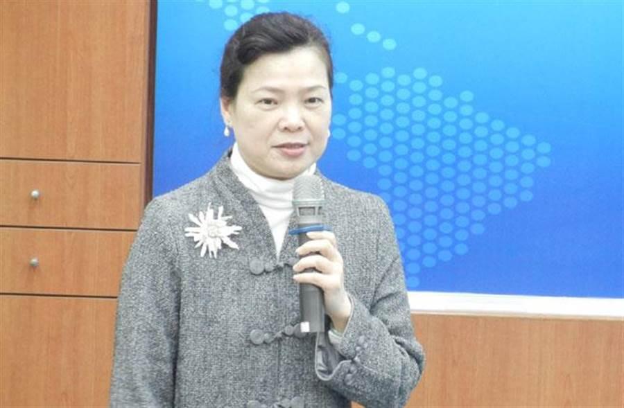 懸缺已久的經濟部常務次長,政院已核定由智財局長王美花接任。 (圖取自/www.cnfi.org.tw)