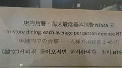 扯! 故宮餐廳翻譯錯得離譜 中日英韓文全錯