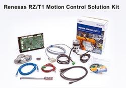 瑞薩RZ/T1解決方案套件 鎖定運動控制需求