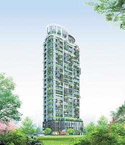 寶鯨清翫 南7期綠色建築地標
