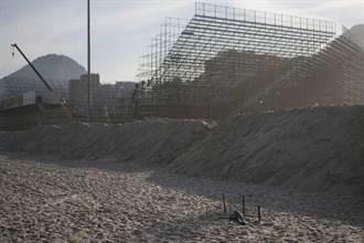 里約奧運》排球賽預定地旁海灘發現屍塊