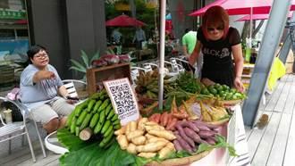 餐飲業結合在地農業 推出農夫市集