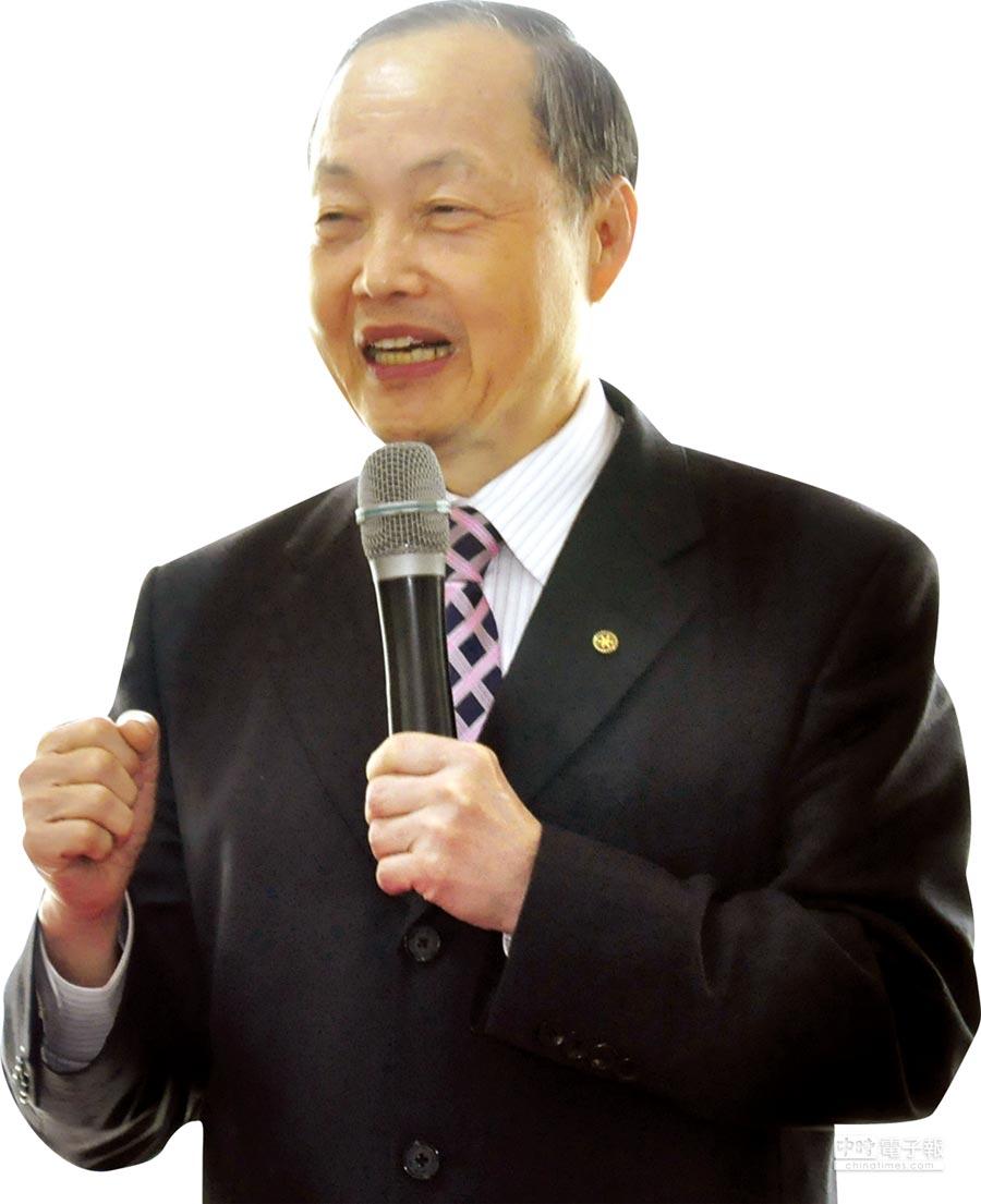 童綜合醫院副董事長童瑞龍。圖/王妙琴