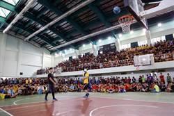 暑期活動第一炮籃球火3對3籃球鬥牛賽熱情引爆