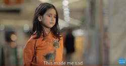 殘酷街頭實驗 小孩穿著可愛才有人理?