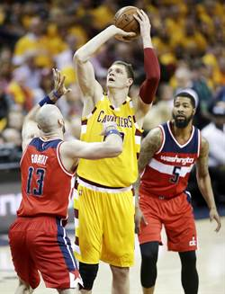 NBA》4年6400萬美元 湖人簽莫茲柯夫
