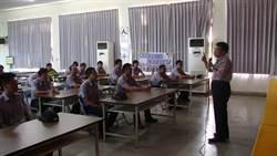 加強員警法紀觀念 玉井警分局辦基層佐警法紀講習