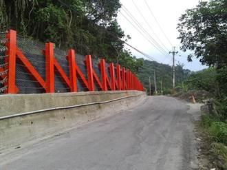 汛期來臨 太平區防落石網7月底前設置完成
