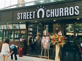 韓國最夯散步美食Street Churros吉拿圈台灣首店來了!