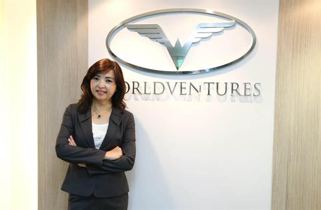 WorldVentures總經理馬萱陵(周刊王提供)