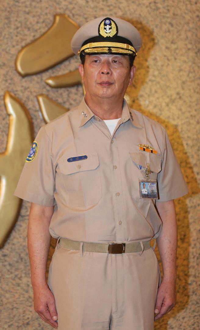 海軍司令黃曙光。(本報資料照片)