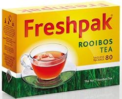 大藝 經銷Freshpak南非國寶茶