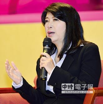 元大期貨公司總經理周筱玲 跨部門整合 善用柔性管理