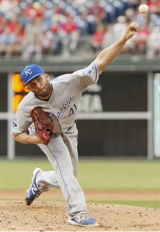 MLB》達菲生涯最佳先發 皇家轟退費城人