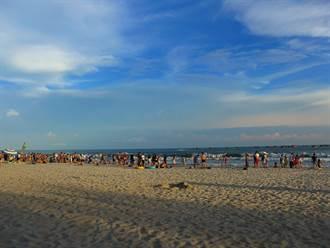 東方夏威夷 「天下第一灘」在廣西北海
