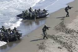 海軍陸戰隊駐守東沙曝光  99旅派「加強連」上島2個月