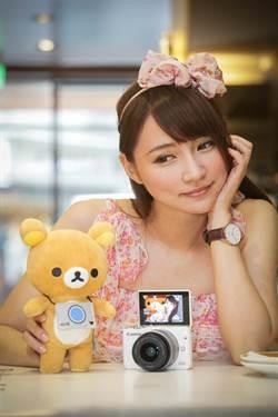 Canon迷你單眼EOS M10攜手拉拉熊