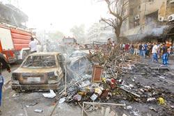 IS兩次彈襲巴格達 逾130死